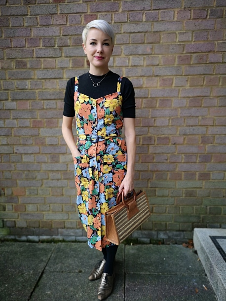 Nina Lee Kew Dress hack