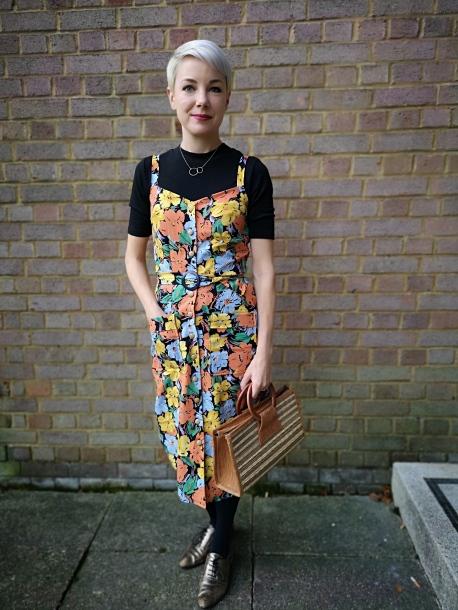 Nina Lee Kew Dress hack