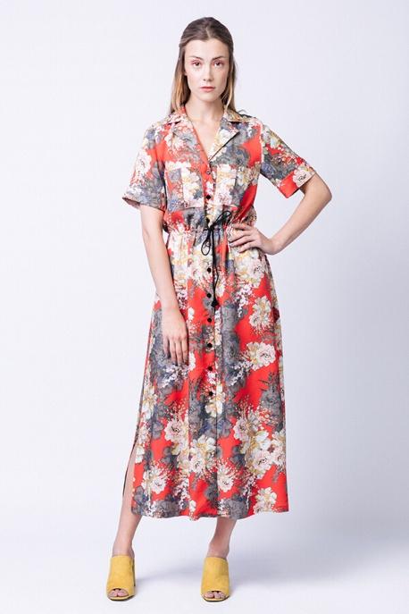 Named Reeta Dress