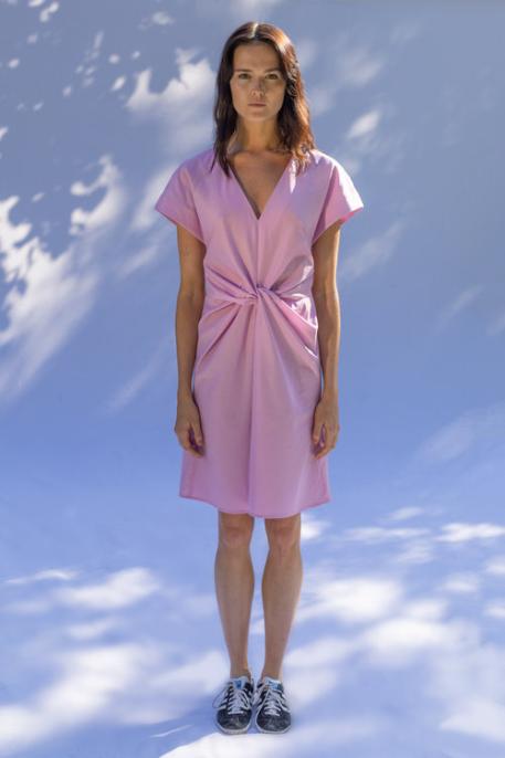 Trend Patterns Twist Dress