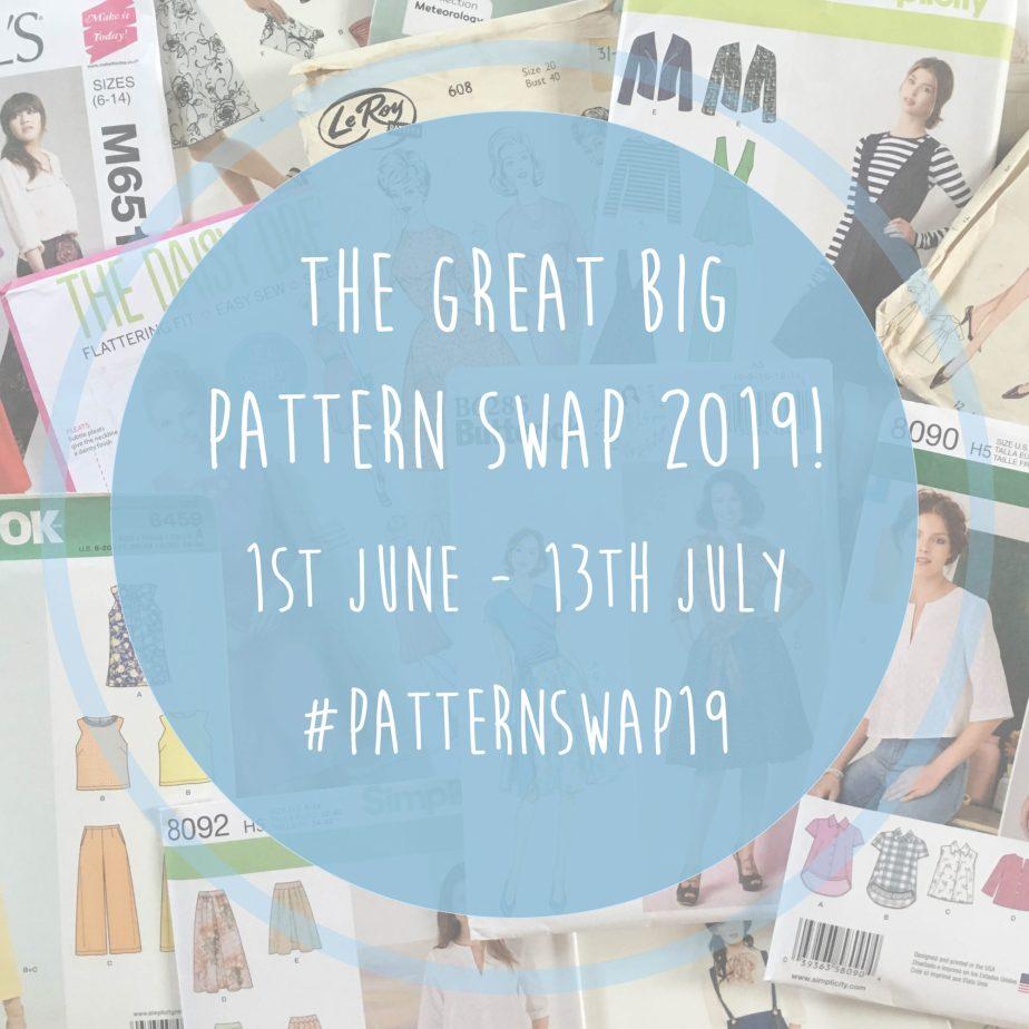The Great Big Pattern Swap – it'sback!