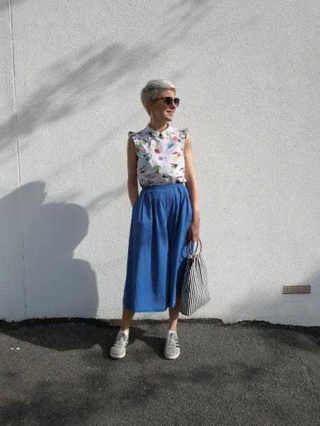 Vogue V9075 culottes