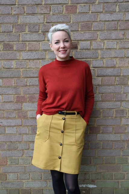 Tilly and the Buttons Bobbi skirt