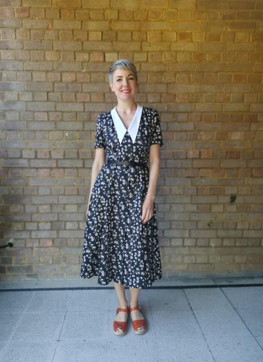 Sew Over It Vintage Shirt Dress hack