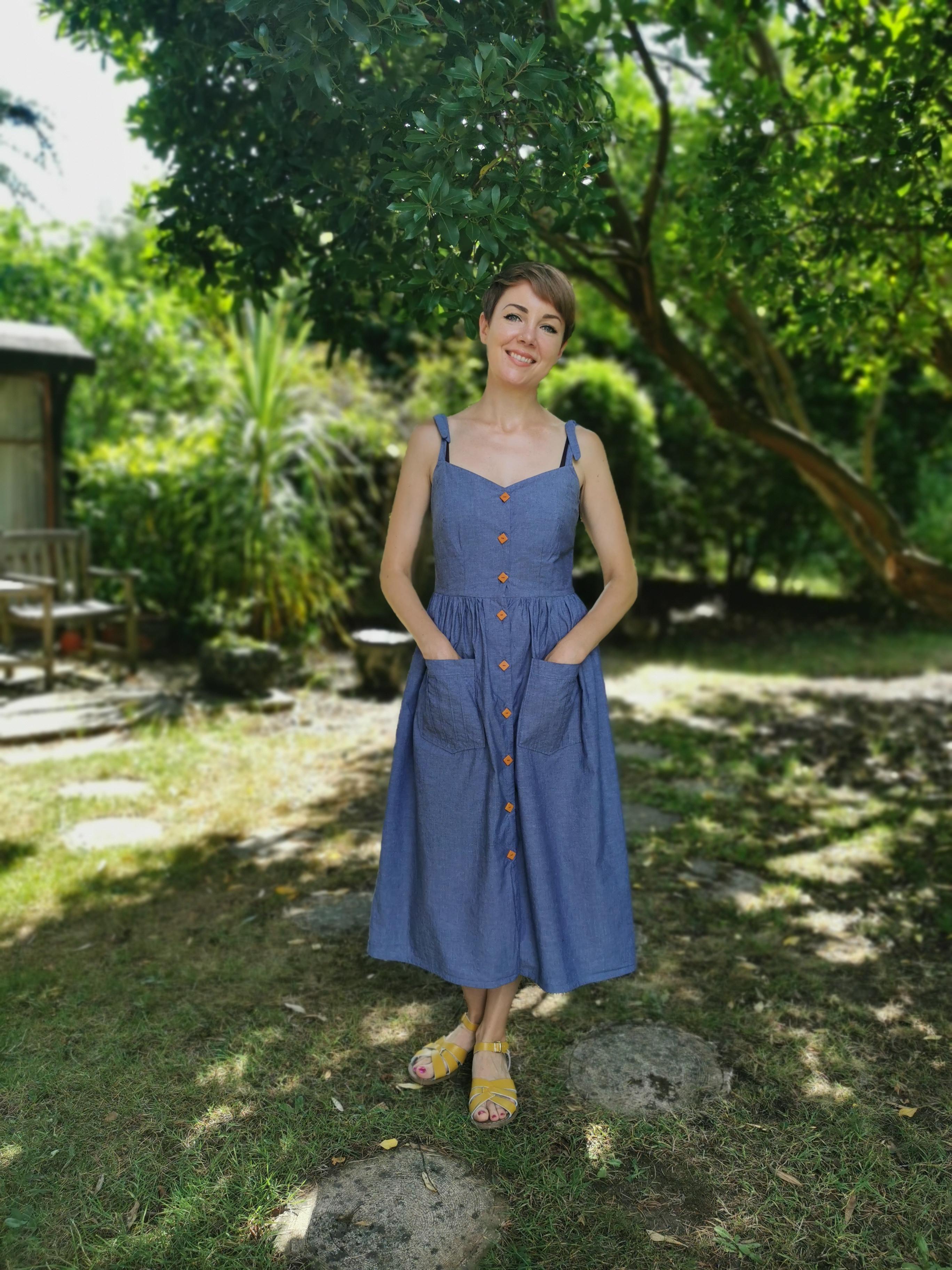 Nina Lee Kew dress